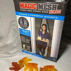 🎃ASOTV Magic Mesh Hands-Free Screen Door